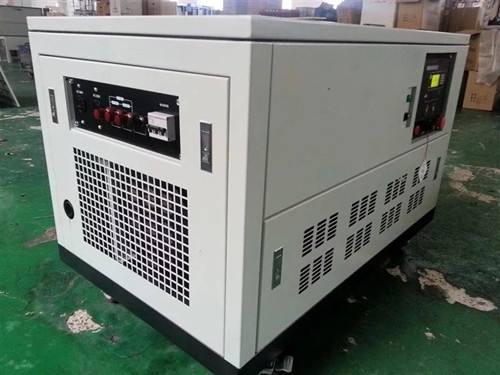 邯郸鸡泽县30千瓦静音发电机