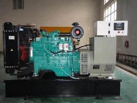 邱县440KW柴油发电机