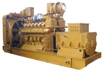 邯郸应急发电机-700KW-2500KW济柴柴油发电机组