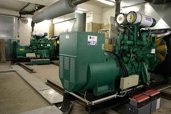 邯郸柴油发电机房温度要求