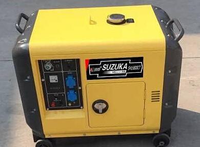 邯郸二手玉柴5kw小型柴油发电机